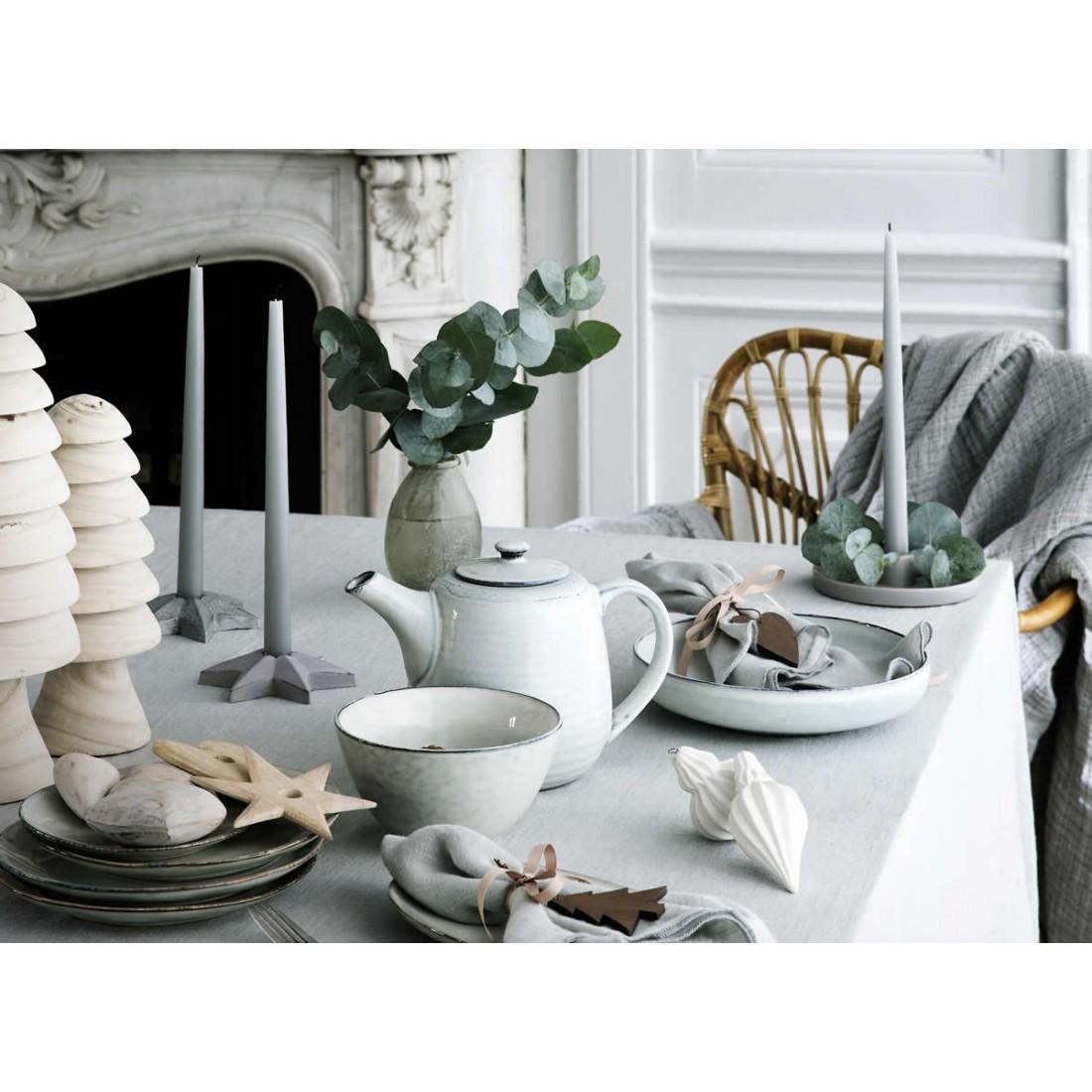 broste nordic sand diep bord. Black Bedroom Furniture Sets. Home Design Ideas
