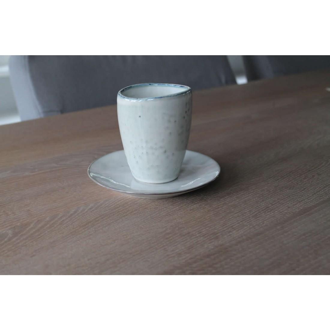 broste nordic sand dessertbord. Black Bedroom Furniture Sets. Home Design Ideas