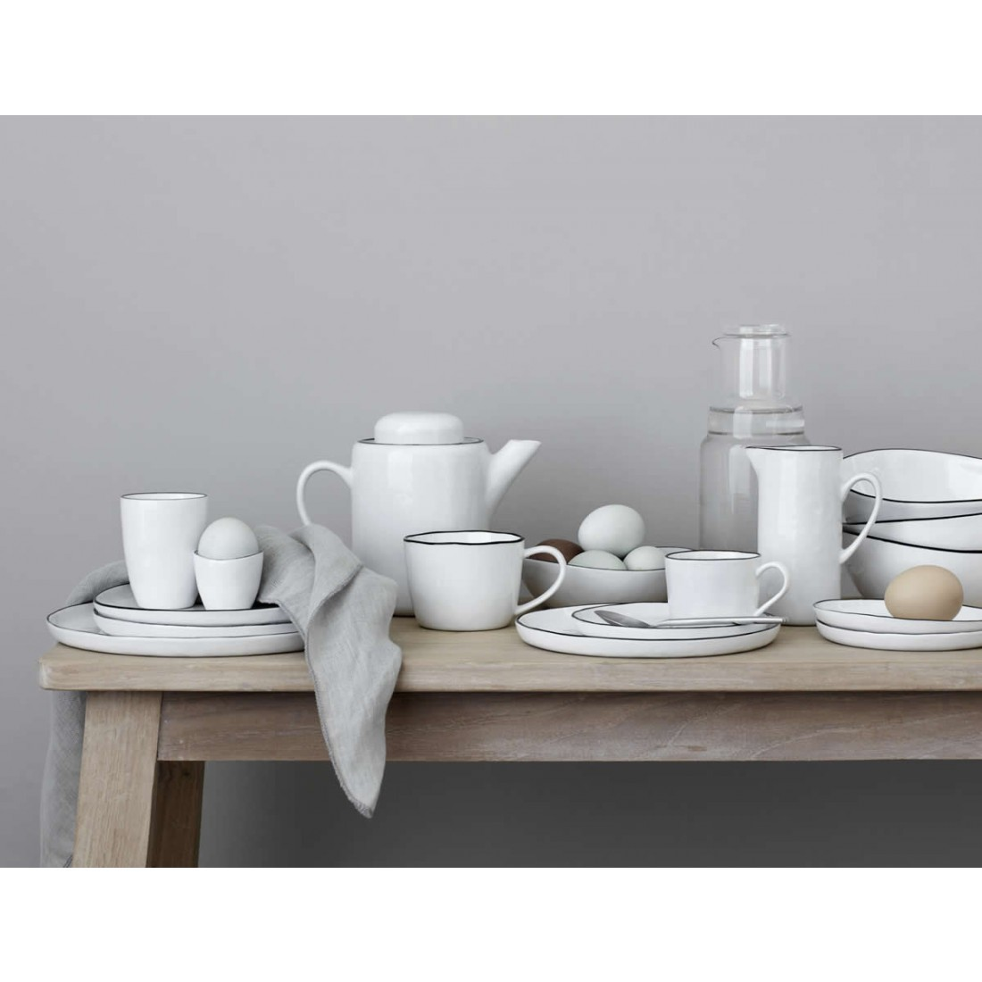 broste salt espressokopje porselein. Black Bedroom Furniture Sets. Home Design Ideas