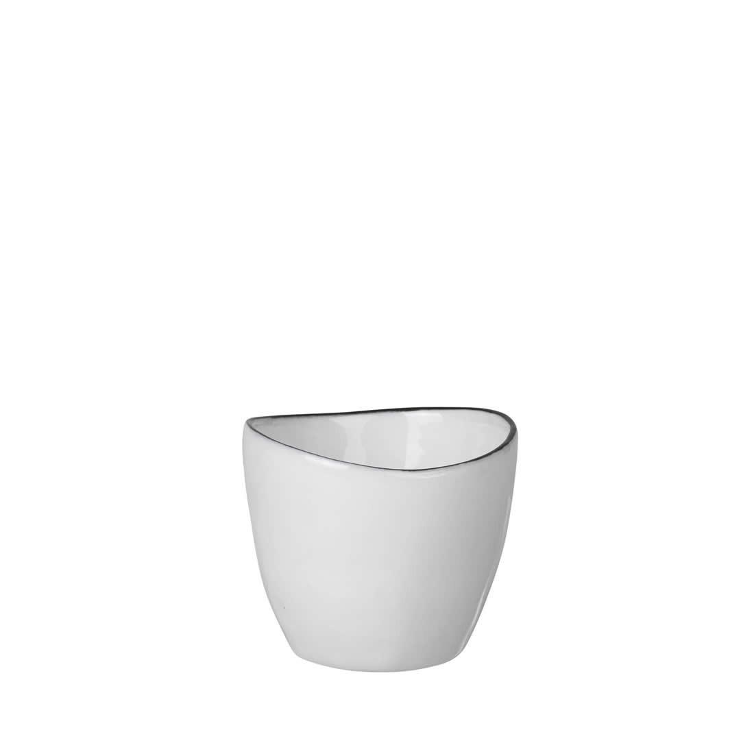 broste salt eierdop porselein. Black Bedroom Furniture Sets. Home Design Ideas