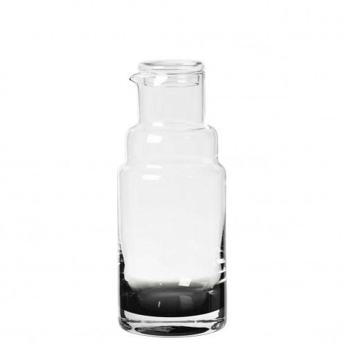Broste Bubble glazen karaf met stop, 100cl