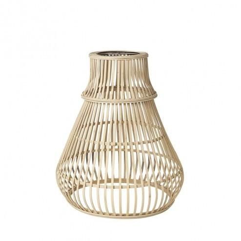 Broste Copenhagen lampenkap Zamba, bamboe, ø40cm