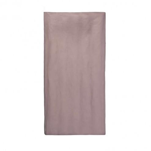 Dekbed overtrek Clara linnen, beige 140x220cm