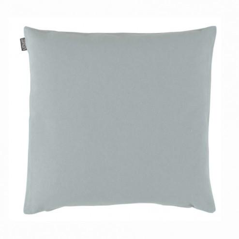 Kussenhoes Linum Pepper grijs blauw 50x50cm
