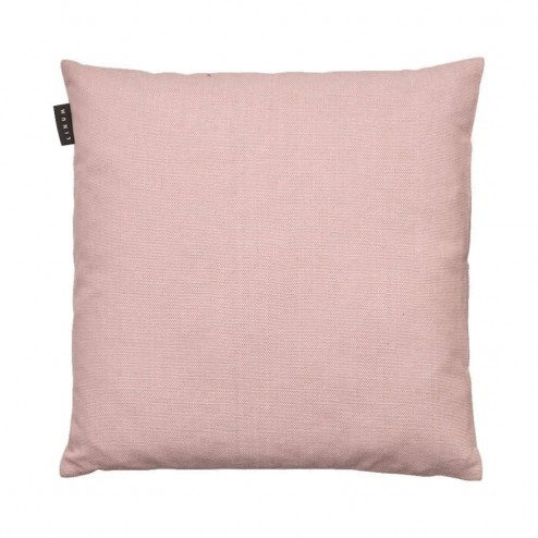 Kussenhoes Linum Pepper licht roze 50x50cm