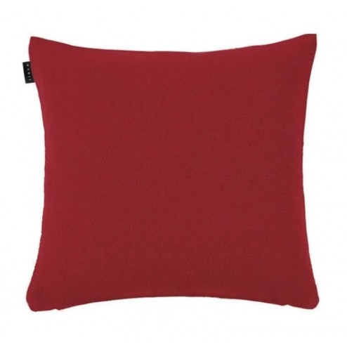 Kussenhoes Linum Pepper rood 50x50cm