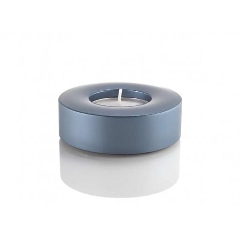 Waxinelicht houder blue, met theelichtje