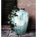 Broste grote vaas Ray in groen aardewerk, 64cm-Broste Copenhagen-02