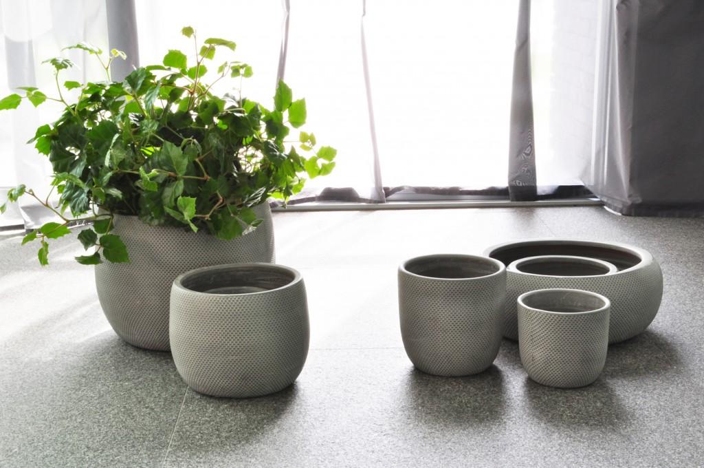 Bloempotten en vazen de tijd is er rijp voor homezy blog for Grote planten voor binnen