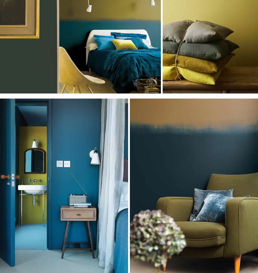 interieur ideeen woonkamer kleuren