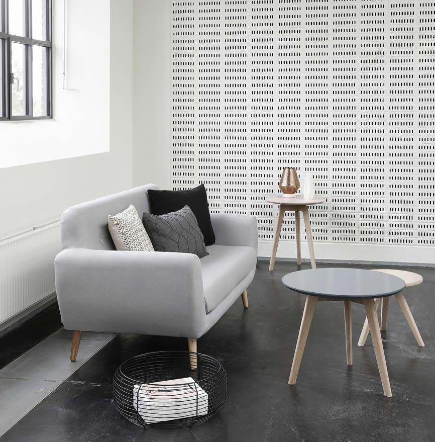 Bijzettafels en kleine meubels