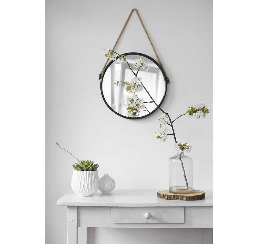 Stolp en spiegel