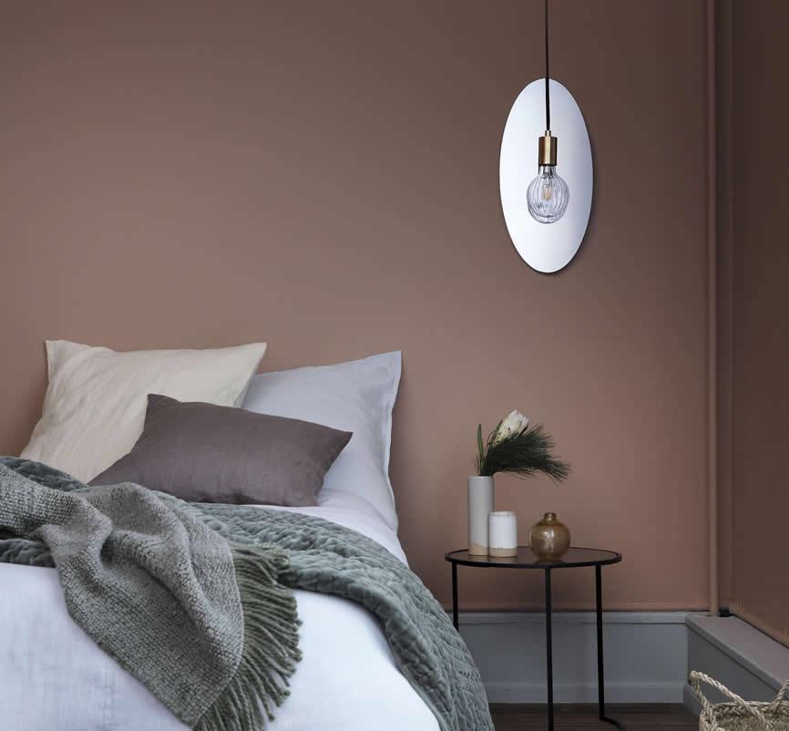 Broste slaapkamer interieur