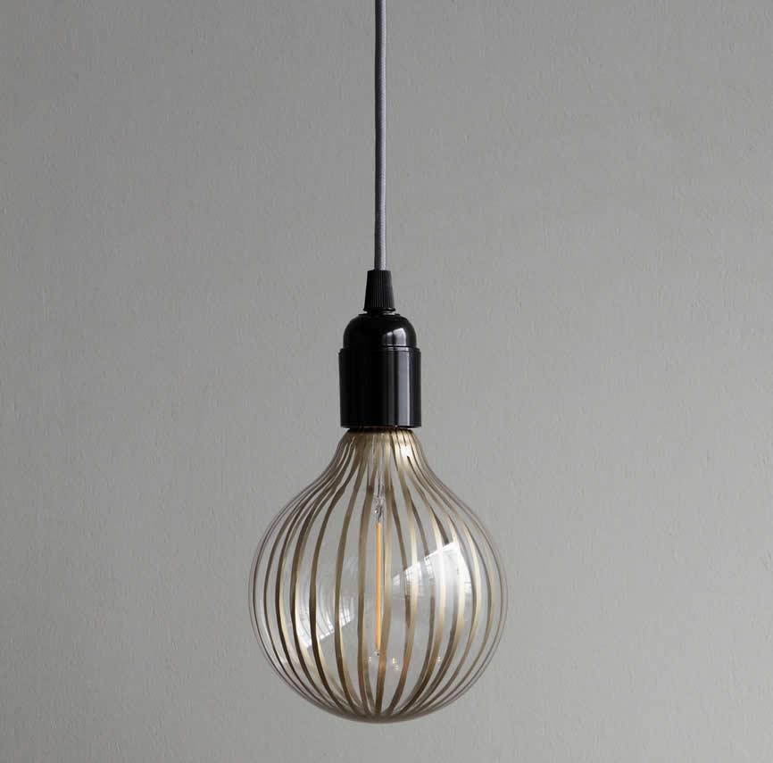 Broste Copenhagen herfst-winter 2018 hanglamp Stripe