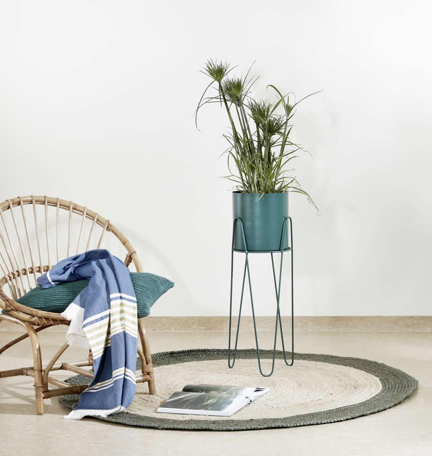 Lisa plantenstandaard van Broste Copenhagen
