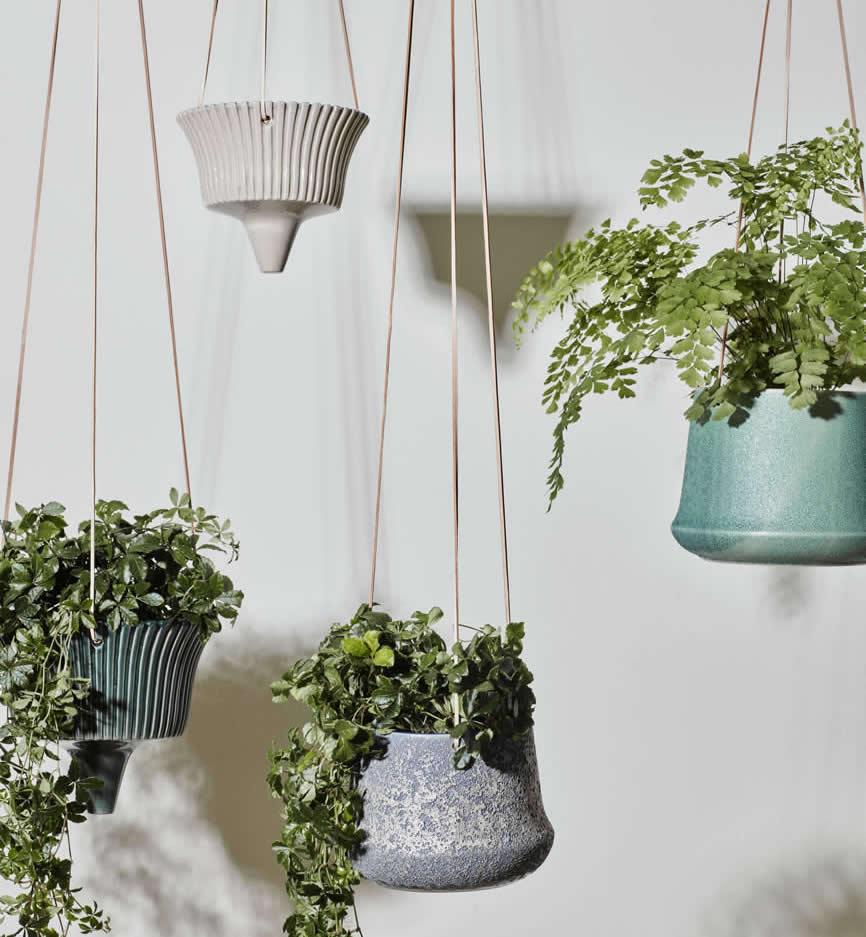 Caroline hangende bloempotten van Broste Copenhagen