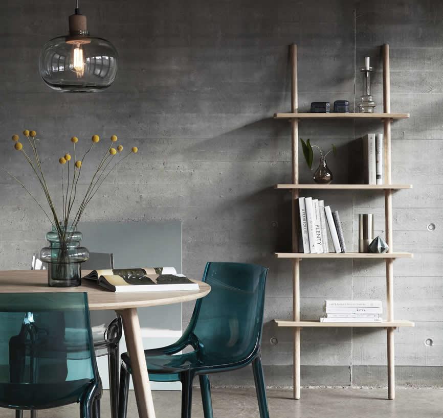 Display ladder van Hübsch interior